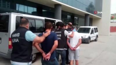 hint keneviri -  Narkotik operasyonunda 6 şüpheli tutuklandı