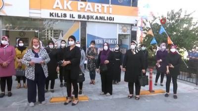 AK Partili kadınlar, Dilipak hakkında suç duyurusunda bulundu