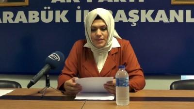 AK Partili kadınlardan Abdurrahman Dilipak'a tepki açıklaması - KARABÜK