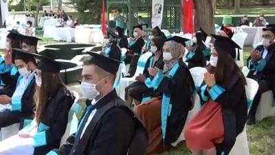 Niğde Ömer Halisdemir Üniversitesinden 3 bin 166 öğrenci mezun oldu