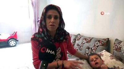 7 yaşındaki Miran, 2 ay içinde baygınlıklar geçirip biranda yatağa mahkum kaldı