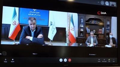 iranlilar -  - Bakan Karaismailoğlu, İranlı mevkidaşı Eslami ile görüştü