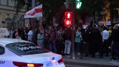 Belarus'ta seçim sonuçlarını protestolar sürüyor
