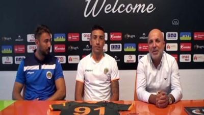 kulup baskani - Aytemiz Alanyaspor, 3 futbolcuyla sözleşme imzaladı - ANTALYA