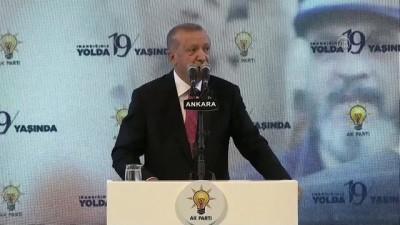 Cumhurbaşkanı Erdoğan: 'Türk milleti aileerkil bir millettir' - ANKARA