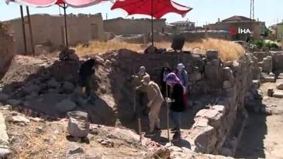 saraylar -  Tyana Antik Kenti'nde kazılara devam ediliyor