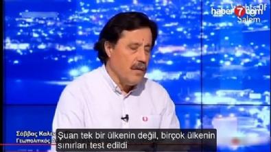 Yunan isimden Türkiye açıklaması: Mucizeler yaratıyorlar itiraf etmeliyiz