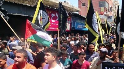 - Gazze'de BAE-İsrail anlaşması protesto edildi