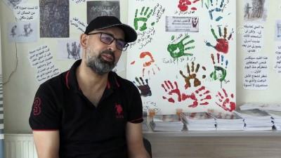 Suriye'deki askeri cezaevinde yaşadıklarını kitapla dünyaya anlatacaklar (1) - GAZİANTEP