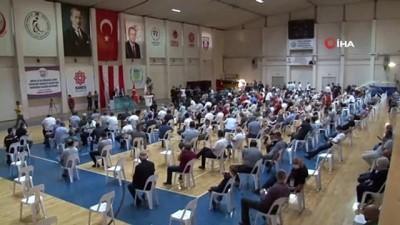 kulup baskani - Balıkesirspor'da Ümit Arslan dönemi