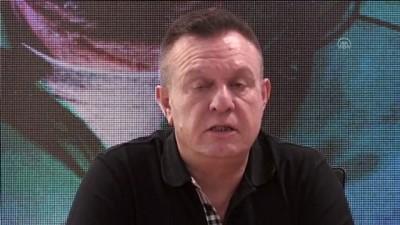 kulup baskani - Denizlispor, teknik direktör Robert Prosinecki ile sözleşme imzaladı - DENİZLİ