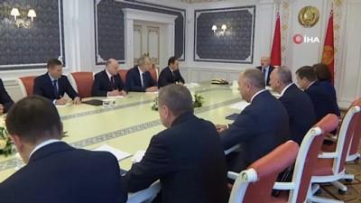 - Lukaşenko, Güvenlik Konseyi üyeleri ile acil durum toplantısı yaptı