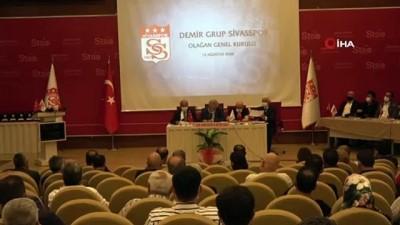kulup baskani - Sivasspor'da Otyakmaz yeniden başkan