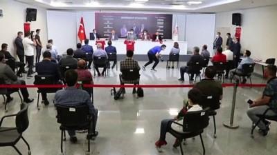 kulup baskani - Sivasspor'da sponsorluk anlaşmaları - SİVAS