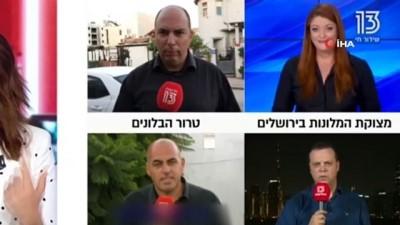 - BAE'deki İsrailli muhabir canlı yayında bayıldı