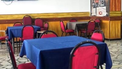Diyarbakır Kahveciler Odası'ndan oyun yasağının kaldırılması talebi