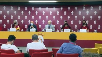 voleybol takimi - Galatasaray Kulübü Başkanı Cengiz: ''Yanlışlar bir kere başlarsa zincir gibi gider'' - İSTANBUL