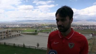 istanbulspor - Hataysporlu futbolcu Soner Örnek'ten 'Süper Lig'in zor deplasmanı olacağız' vurgusu - ERZURUM