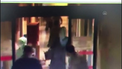 İki doktorun kavgası kamerada - DENİZLİ