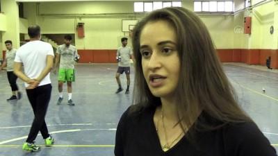 Öğrenciler için kurulan hentbol kulübünün profesyonelliğe yolculuğu - GAZİANTEP