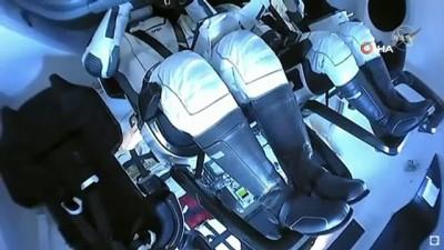 - SpaceX'in uzaya gönderdiği NASA astronotları Dünya'ya geri döndü