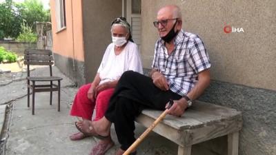"""75 yaşındaki Hasan Amca'nın emekli maaşını çaldılar...""""Bizi aç bıraktın, Allah aşkına paramızı geri getir"""""""