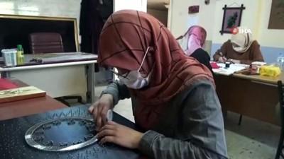 Ağrılı kadınlar 'Halk Eğitim Kursları' ile meslek sahibi oluyor