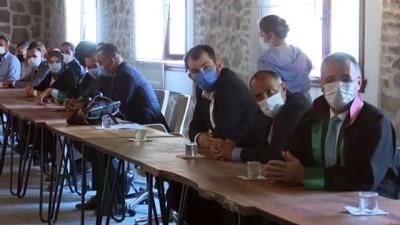 Ankara 2 No'lu Barosu kuruluş beyannamesi TBB'ye sunuldu