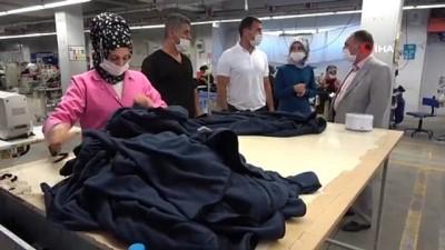 İŞKUR'dan pandemi sürecinde ekonomiye 72 milyon 273 bin liralık destek