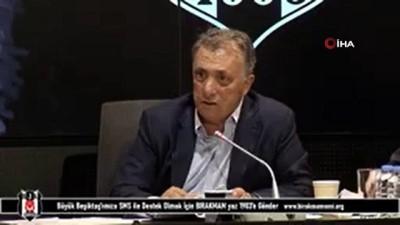 Ahmet Nur Çebi: 'İndirim alamadığımız futbolcularımız var' -2-