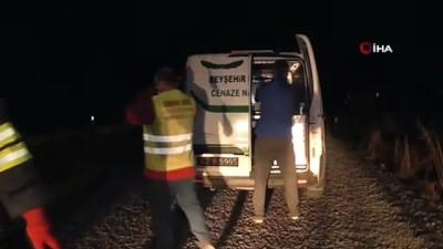 Beyşehir'de otomobil takla attı: 1 ölü, 4 yaralı