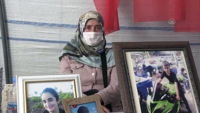 vatana ihanet - Diyarbakır annelerinin evlat nöbeti kararlılıkla sürüyor