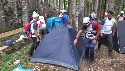engin alan -  Alternatif turizme yönelen Batı Karadeniz'de yeni kamp alanları ve trekking rotaları belirleniyor