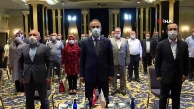 - Sağlıklı Kentler Birliği, Covid-19'a karşı tedbiri artırıyor