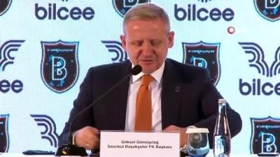 basketbol takimi - Başakşehir yeni sezon formalarını tanıttı