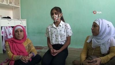 engelli kiz -  Engelli 3 kız kardeş tedavi olup sağlıklarına kavuşmak istiyor
