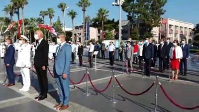Marmaris'te 30 Ağustos Zafer Bayramı coşku ile kutlandı