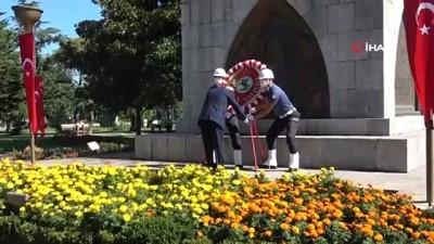 Samsun'da 30 Ağustos Zafer Bayramı törenle kutlandı