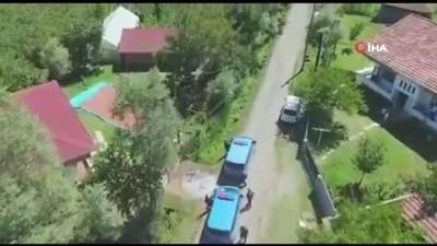 bassavciligi -  Drone destekli uyuşturucu operasyonu
