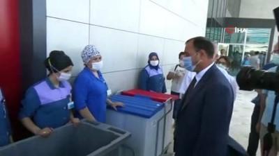 Yeni Kadın Doğum Hastanesi 370 yatak ve 403 personelle hizmete girecek