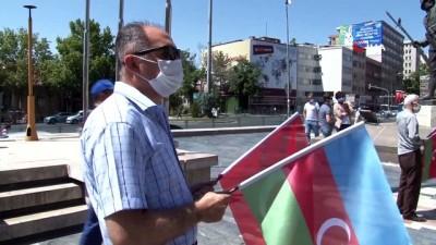 Ankara'dan Azerbaycan'a destek