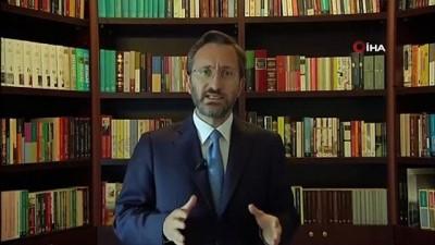 İletişim Başkanı Prof. Dr. Fahrettin Altun'dan üniversite tercihi yapacaklara tavsiyeler