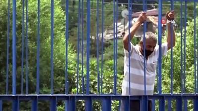 baraj kapaklari -  - Antalya'da su kanalı başında acı bekleyiş