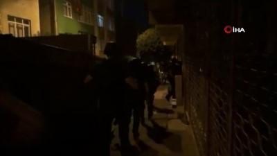 ozel kuvvet -  İstanbul'da PKK/YPG üyesi 1 terörist Yunanistan'a geçmeye çalışırken yakalandı