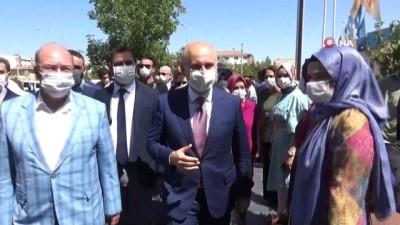Ulaştırma ve Altyapı Bakanı Karaismailoğlu: '18 yılda Diyarbakır'a 7 milyar liranın üzerinde yatırım yapıldı'