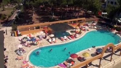 Normalleşme döneminin gözde tatil merkezi Kuşadası oldu
