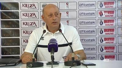 """istanbulspor - Recep Yazıcı: """"Daha aktif ve oyuna yönelik oynayacağız"""""""