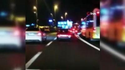 emniyet kemeri -  İstanbul'ta trafik kontrollerinde ceza yağdı