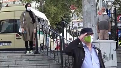 Ertuğrul Fırkateyni şehitleri Beşiktaş'ta anıldı
