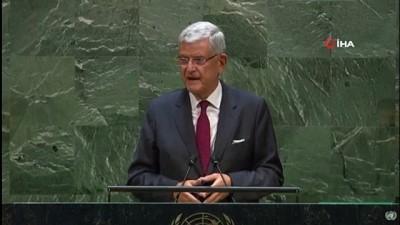 - Volkan Bozkır, BM Genel Kurulu Başkanlığı görevini devraldı